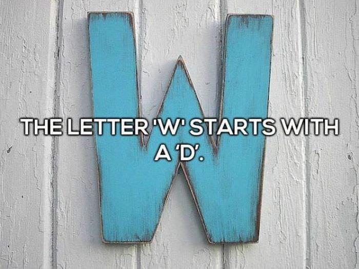 Turquoise - THE LETTERWSTARTS VWITH A D