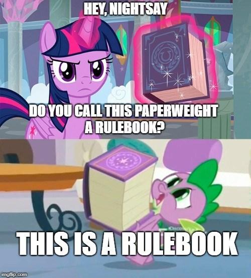 spike twilight sparkle screencap comic school daze non-compete clause - 9164793856