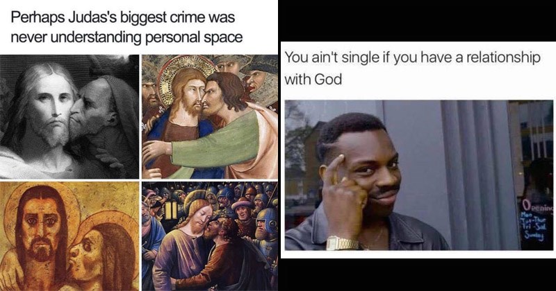 Funny dank Christian memes