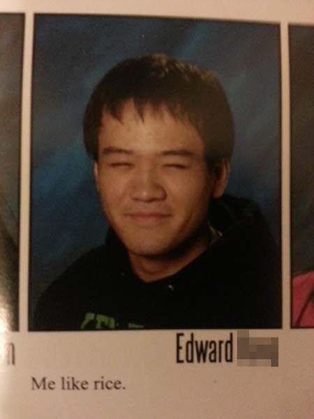 Hair - Edward Me like rice.
