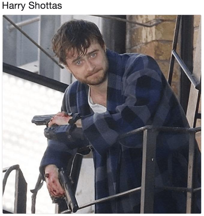 Jacket - Harry Shottas