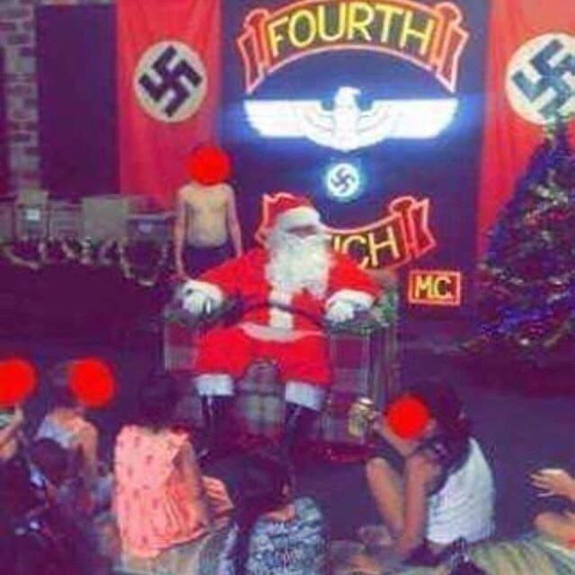 cursed image - Christmas eve - FOURTHIN CHI MC PLCE