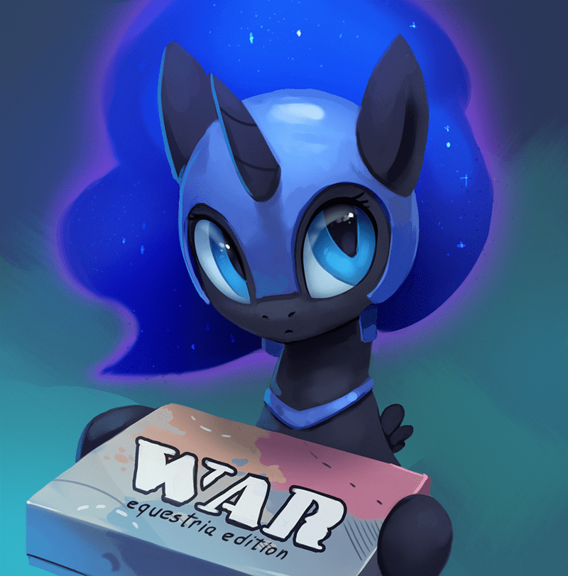 rodrigues404 nightmare moon woona princess luna - 9165839872