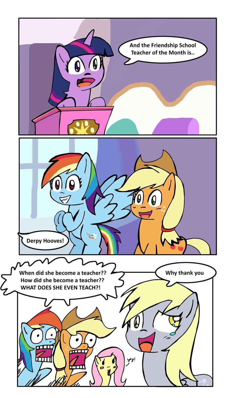 applejack helsaabi derpy hooves twilight sparkle comic fluttershy non-compete clause rainbow dash - 9165840128
