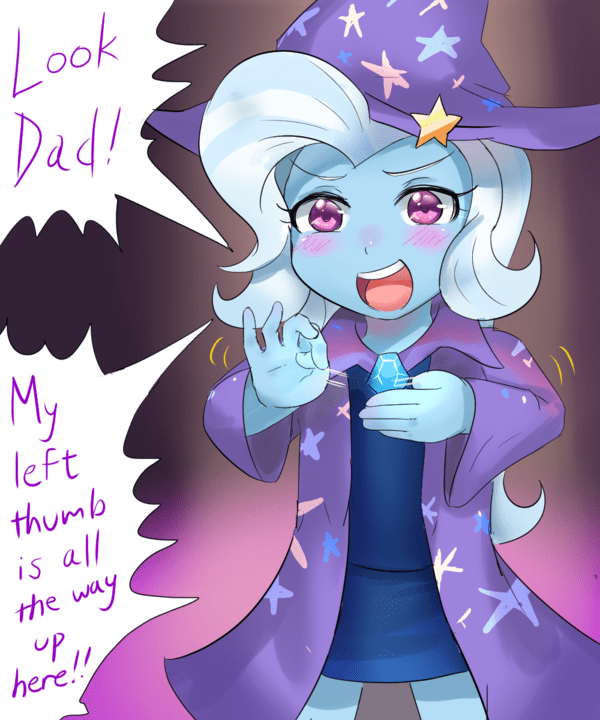 the great and powerful trixie equestria girls iojknmiojknm - 9166020352