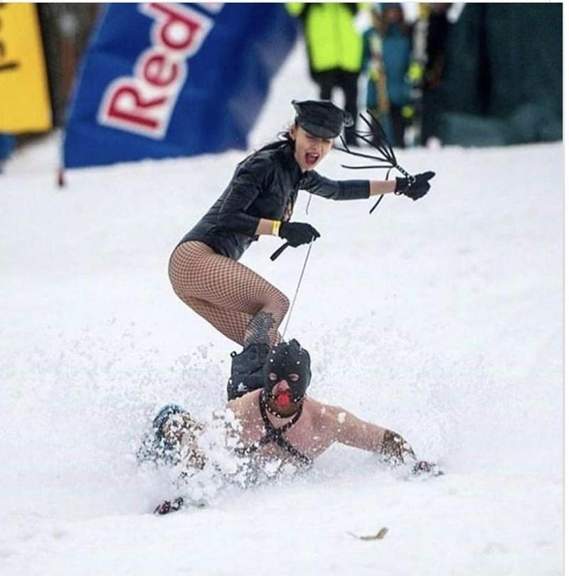 memes - Skier - pe