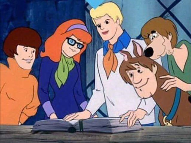 memes - Animated cartoon scooby doo face swap with shaggy and scooby