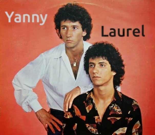 Album cover - Yanny Laurel