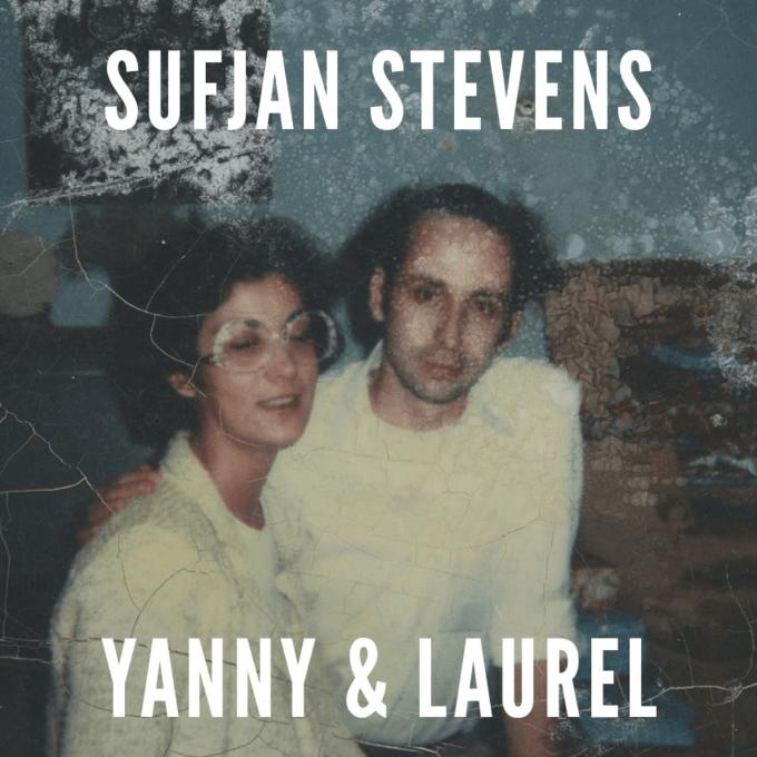 Album cover - SUFJAN STEVENS YANNY&LAUREL
