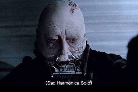 Human - (Sad Harmonica Solo)