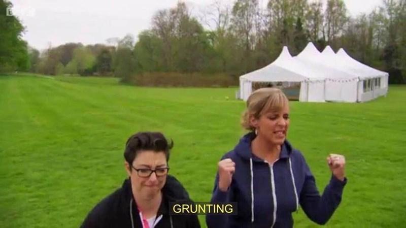 Community - GRUNTING