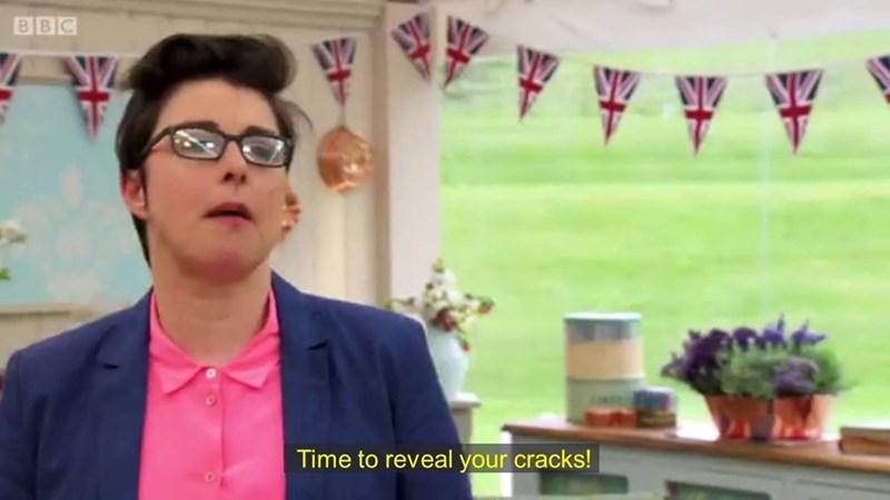 Eyewear - BBC Time to reveal your cracks!