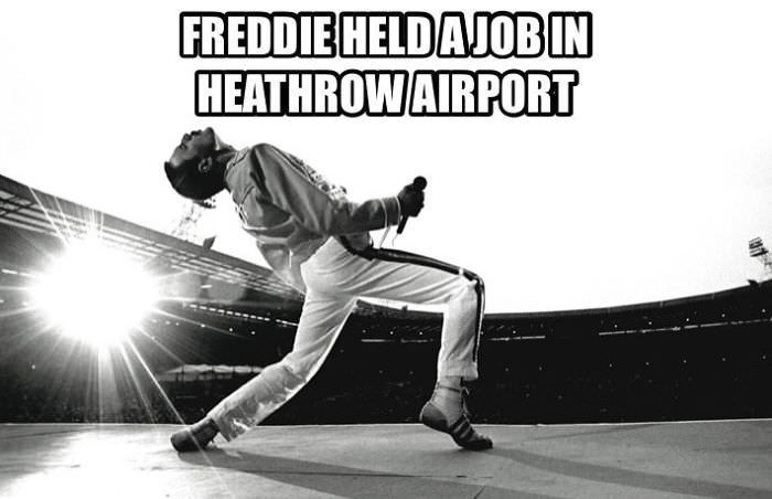 Sports - FREDDIE HELD AJOBIN HEATHROWAIRPORT