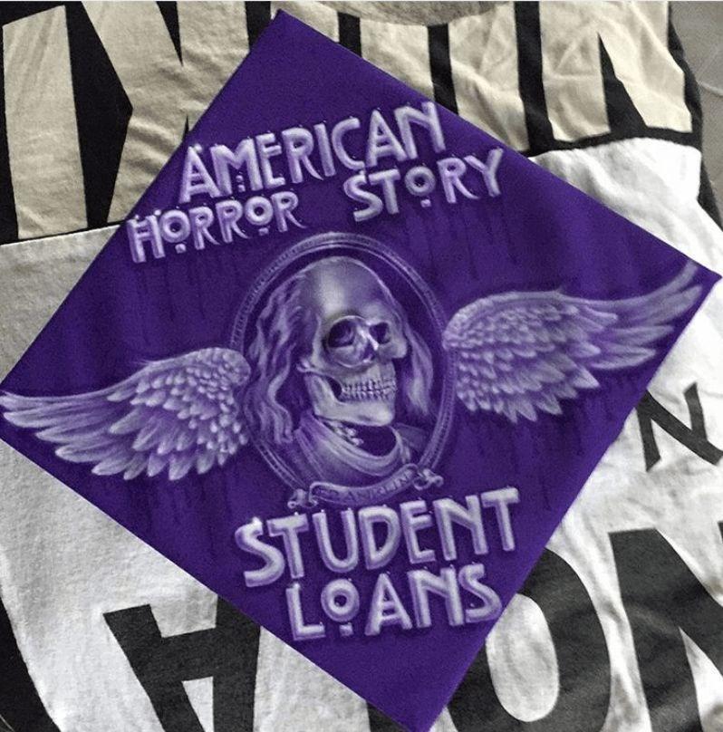 Banner - AMERIÇAN FHORROR STORY STUDENT LOANS