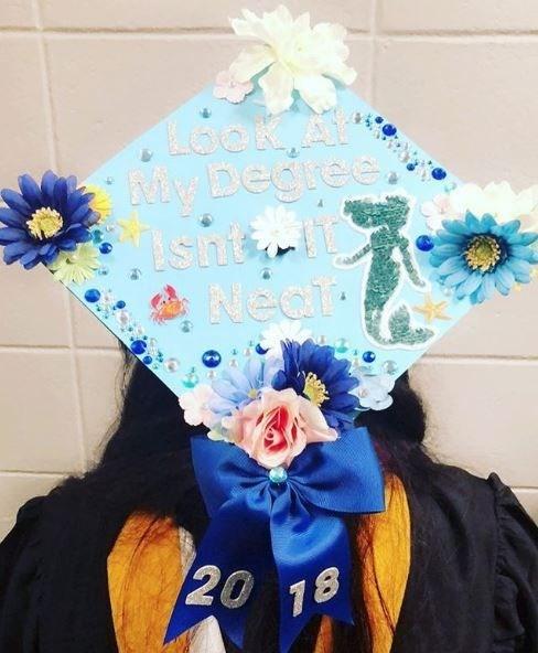 Blue - My Degreer Isht Nect 20 18