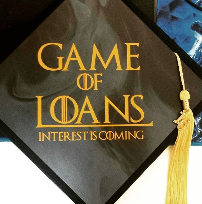 Font - GAME OF OANS INTEREST IS COMING