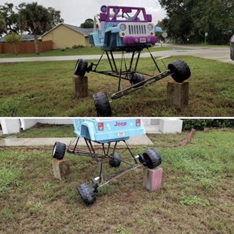 bad taste good execution - Yard - Jeep