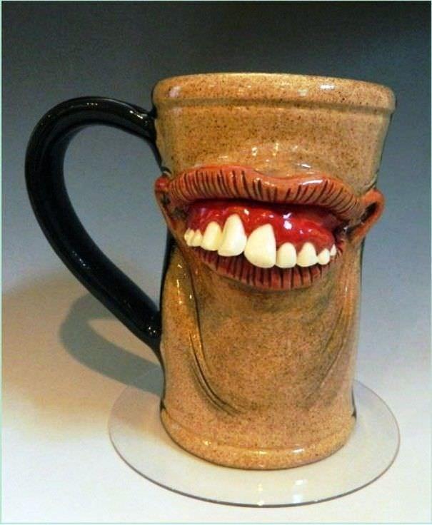 teeth - Mug