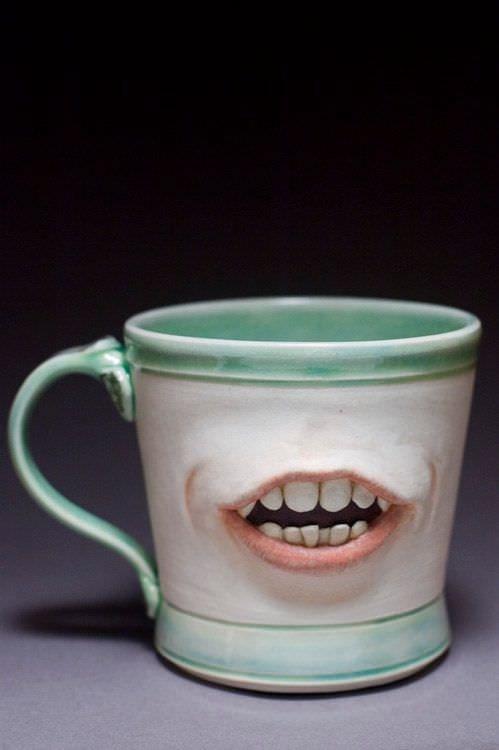 teeth - Cup
