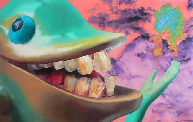 teeth - Cartoon