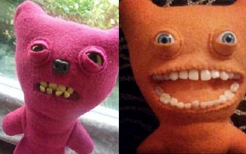 teeth - Stuffed toy
