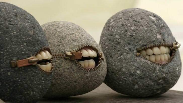 teeth - Rock