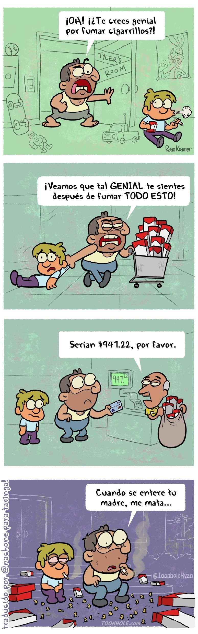 cuando tu leccion sale muy costosa