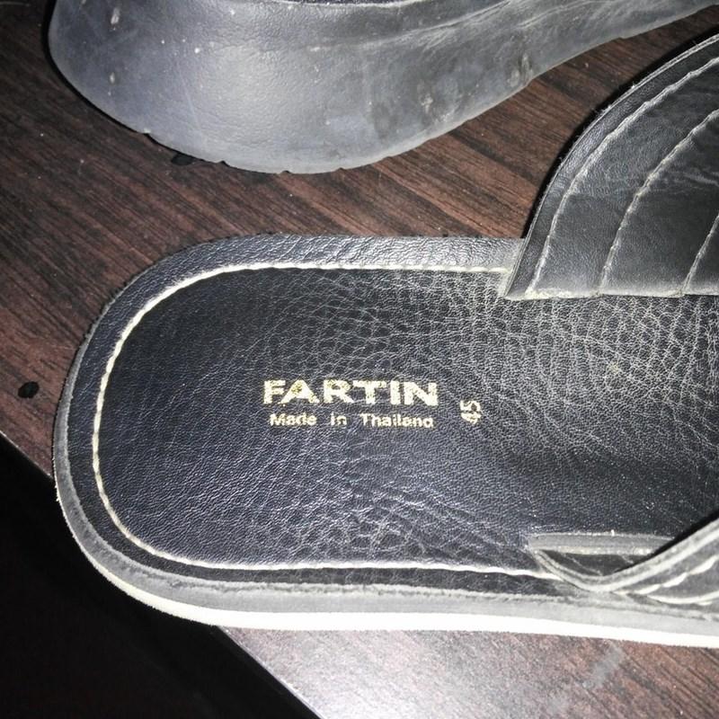 Footwear - FARTIN Made in Thailena
