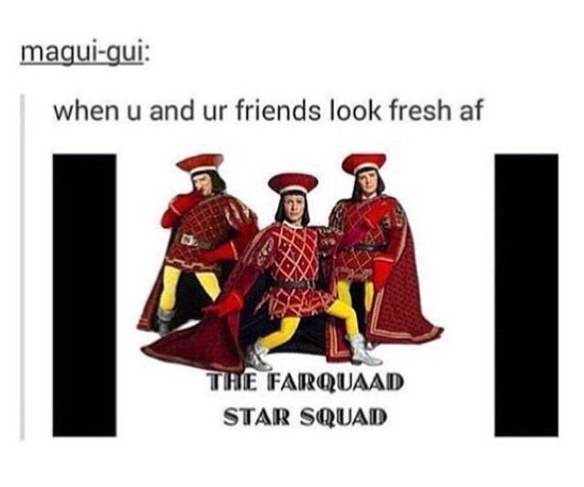 Outerwear - magui-gui: when u and ur friends look fresh af THE FAIRQUAAD STAR SQUAD