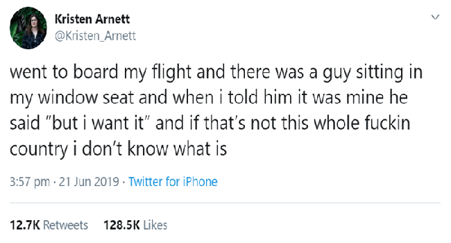 funny flight stories