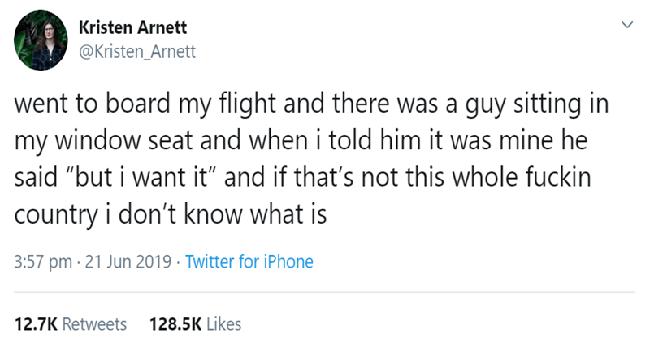 funny flight stories