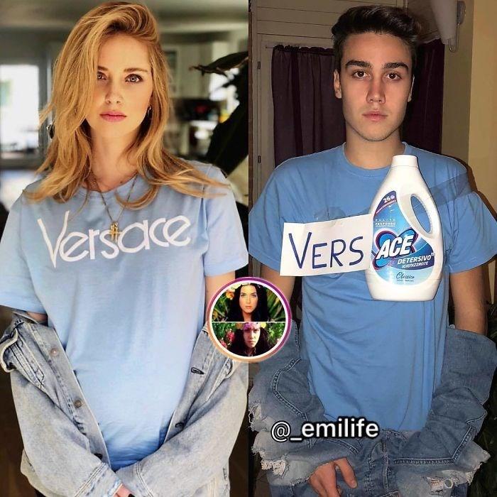 Clothing - Versace VERS ACE DETERSIVO emilife
