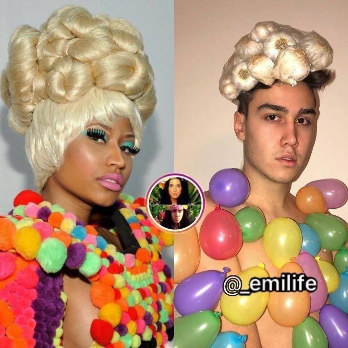 Clothing - Hair - emilife