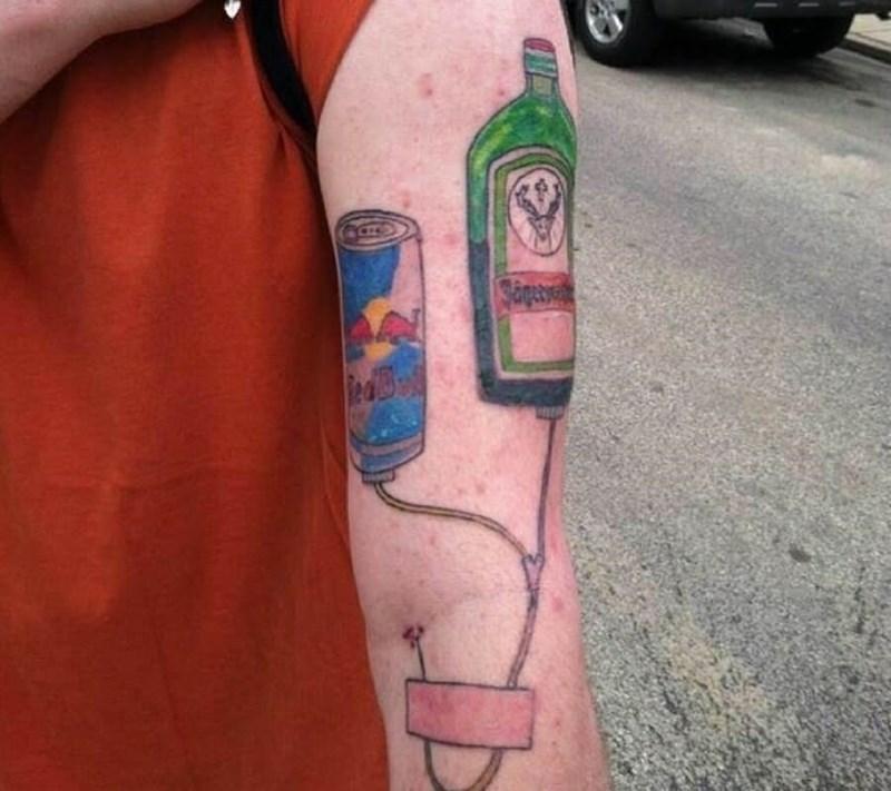 Tattoo - RedC