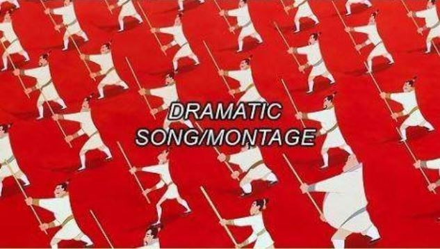 Red - DRAMATIC SONG/MONTAGE
