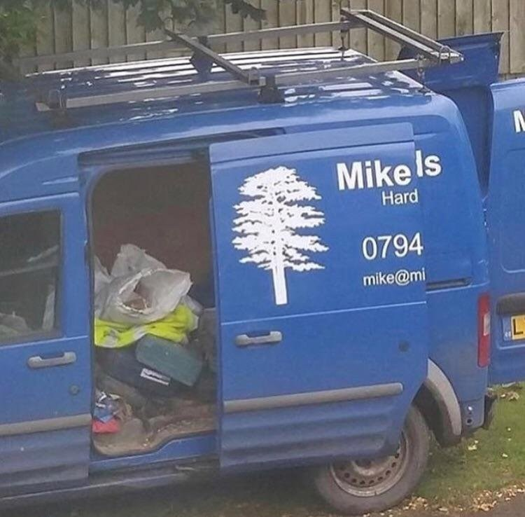 Motor vehicle - Mike Is Hard 0794 mike@mi