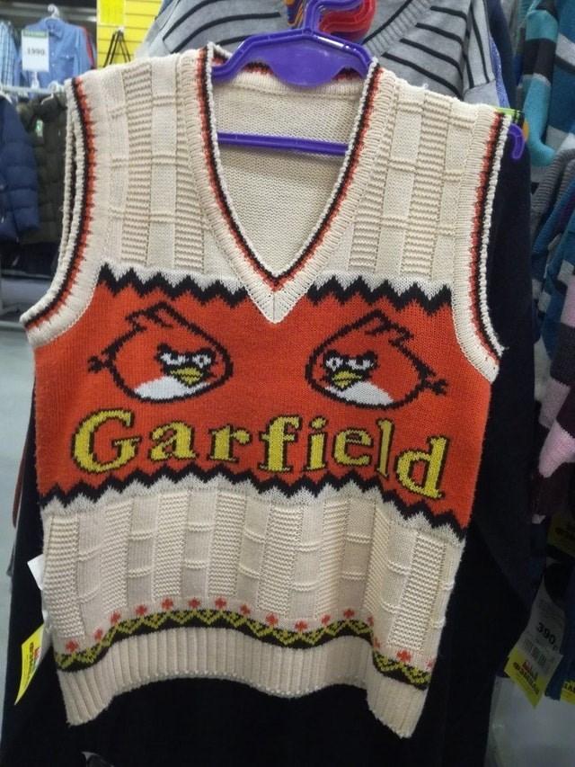 Clothing - 990 Garfield 390