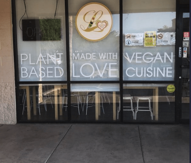 Architecture - OF HILING PLANT MADE WITHVEGAN BASED LOVE CUISINE