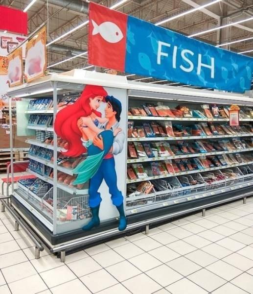 Supermarket - FISH