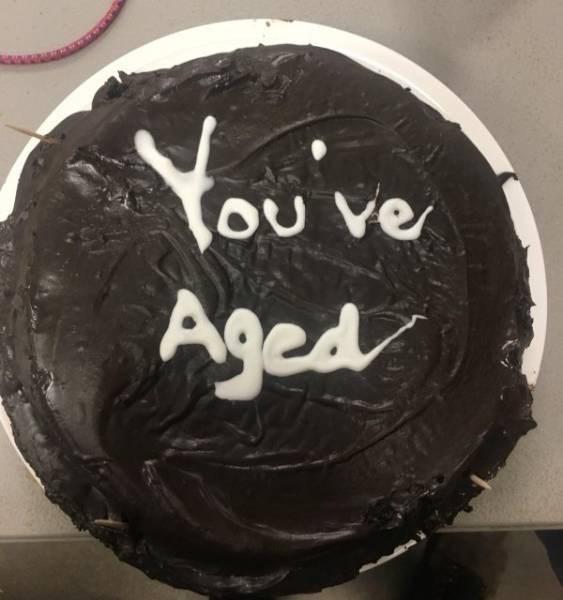 Cake - You ve Aged ου να