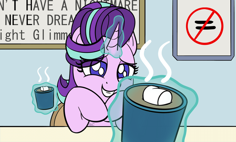 ashtoneer marks for effort starlight glimmer - 9172045056