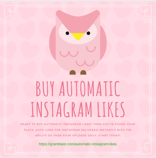 buy automatic instagram likes - Home