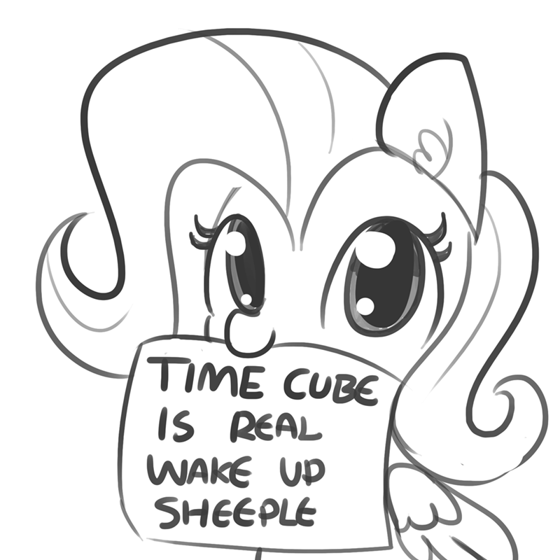 tj pones time cube does your teacher know simultaneous 4-day adults eat teenagers alive fluttershy - 9172634368