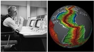 """NASA was exploring space by the time scientists could agree on plate tectonics"""