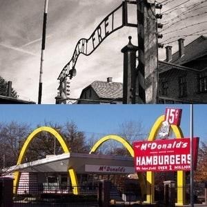 Yellow - 15 McDonald's HAMBURGERS McDalds el OVER 1 MLION