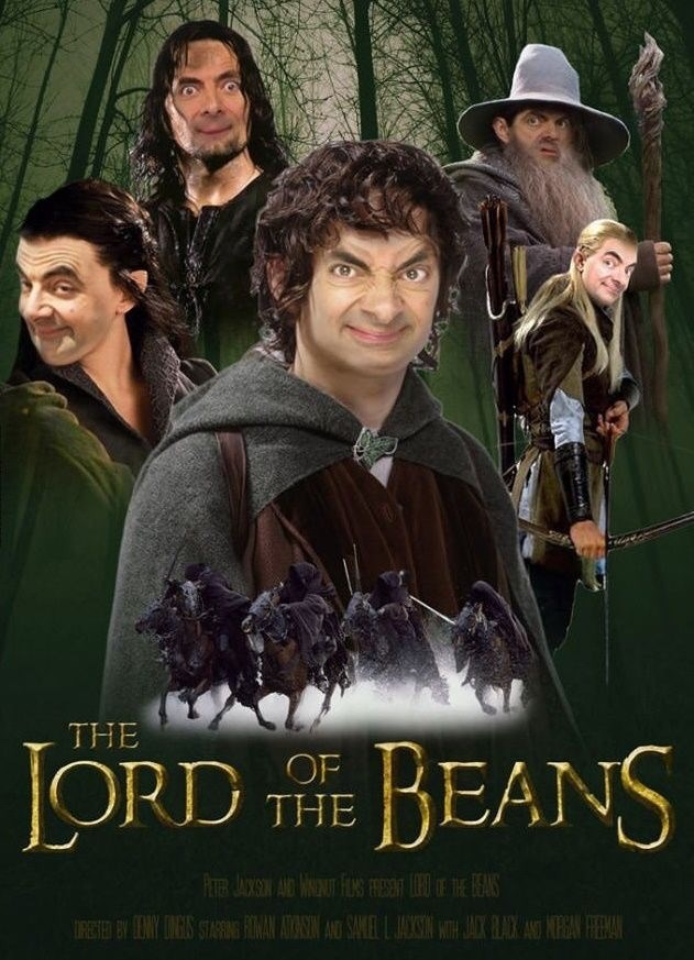 Movie - THE LORD E BEANS THE PETER JAXKSIN AND WFSFETLHEEAS