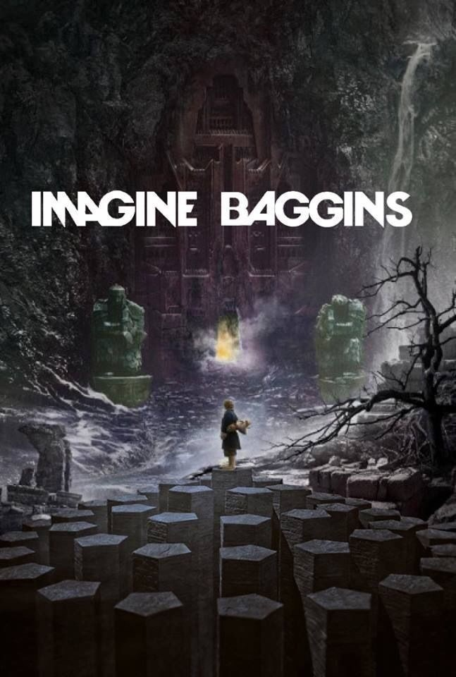 Action-adventure game - INAGINE BAGGINS