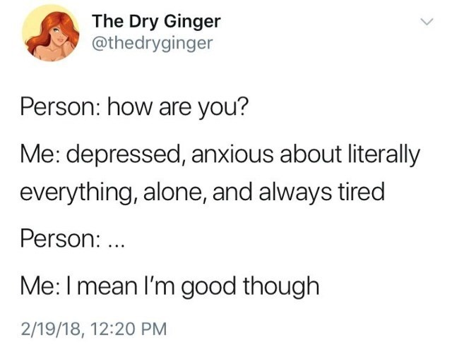 memes about mental health twitter friends depression memes depression mental health how are you anxiety memes about anxiety - 9174696448