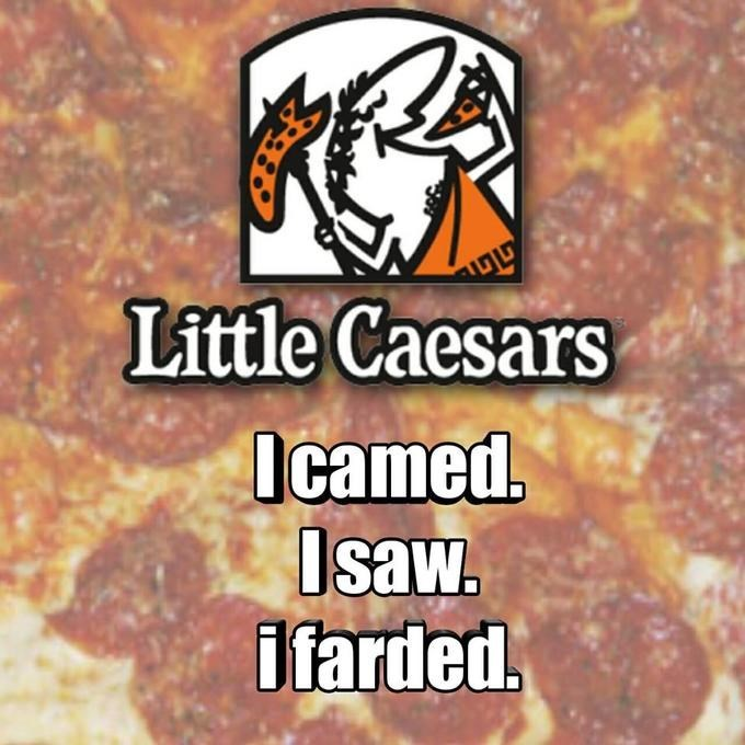 Dish - Little Caesars Icamed. Osaw. Ifarded