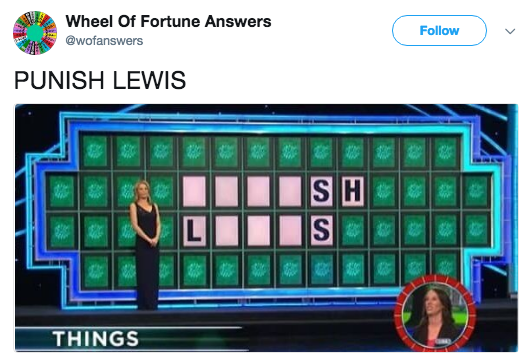 Technology - Wheel Of Fortune Answers Follow @wofanswers PUNISH LEWIS SH 900 THINGS